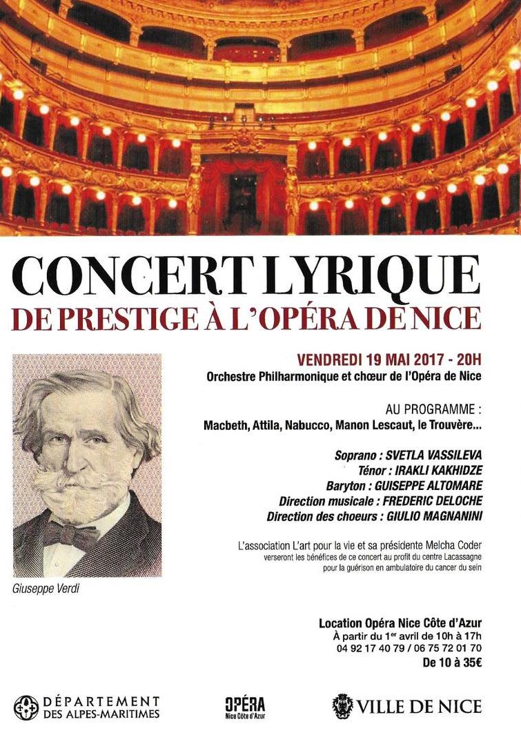 Affiche concert 19 mai 2017