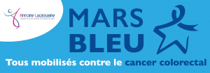 Bandeau Mars bleu 2019