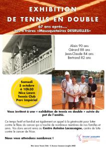 Affiche Tennis 2019